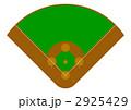 野球グラウンド 2925429