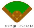 野球グラウンド 2925818