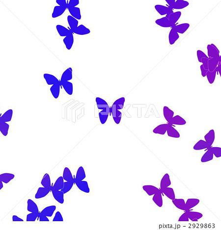 蝶のイラスト素材 2929863 Pixta