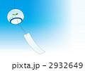 青空と風鈴のコピースペース 2932649