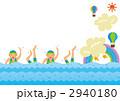 海中水泳 2940180
