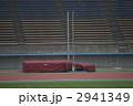 博多の森 陸上競技場にて 出番を待つ棒高跳びの道具たち ① 2941349