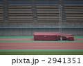 博多の森 陸上競技場にて 出番を待つ棒高跳びの道具たち ② 2941351