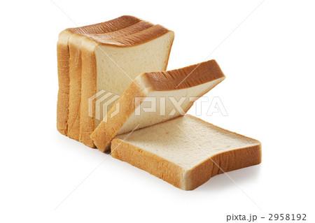 食パンの写真素材 [2958192] - PIXTA