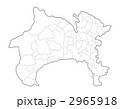 神奈川県地図 2965918