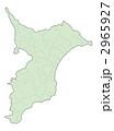 千葉県地図(色付) 2965927