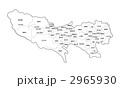 東京都地図(地名有) 2965930