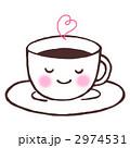 ホットコーヒー 2974531