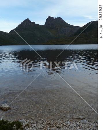 山と湖:Cradle Mountain 2985987
