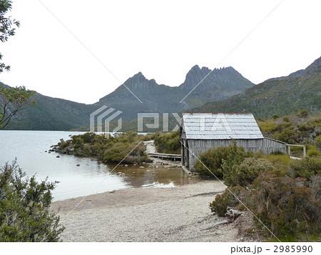 山と湖:Cradle Mountain 2985990