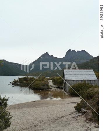 山と湖:Cradle Mountain 2985991