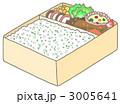 青海苔弁当 3005641