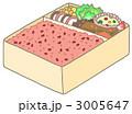 小豆ご飯 赤飯 おこわのイラスト 3005647