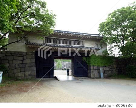 大阪城の青屋門 3006330