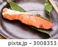 塩サケ 塩さけ 塩紅鮭の写真 3008353