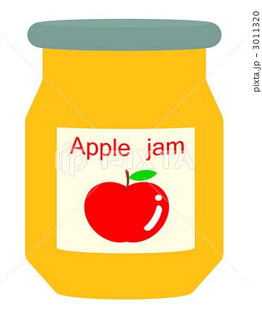 リンゴ ジャム フォント