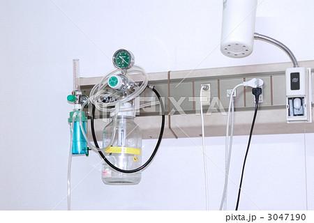酸素吸入器の写真素材 [3047190]...