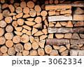 マキ 薪 木の写真 3062334