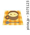 シチュー ポタージュ ポタージュスープのイラスト 3075123