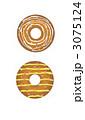 ドーナツ ドーナッツ お菓子のイラスト 3075124