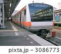中央線 通勤電車 E233系の写真 3086773
