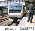 中央線 通勤電車 E233系の写真 3086775