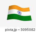 インド国旗 フラグ インド 3095082