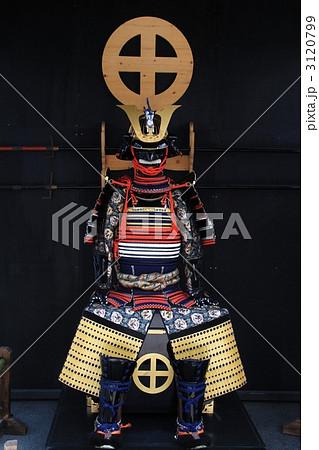 薩摩の島津家の鎧かぶと 3120799