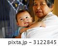 乳児 孫 こどもの写真 3122845