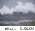 波しぶき 高波 土用波の写真 3150829