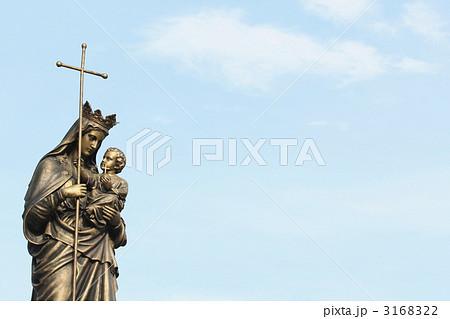 聖母マリア様と赤ちゃん 3168322