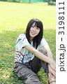 8月8日公園にて 3198111