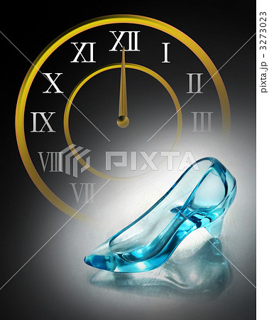 シンデレラの靴のイラスト素材 ...