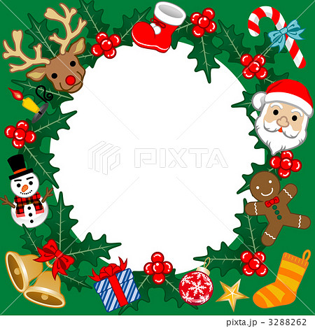 イラスト素材: クリスマス ... : クリスマスカードイラスト素材無料 : イラスト