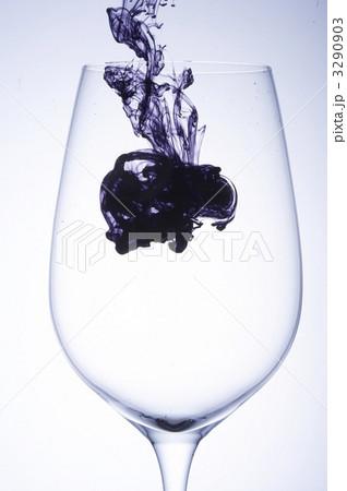 インク 水 ペイント液体の写真素材 [3290903] - PIXTA