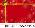 クリスマスフレーム 3322905