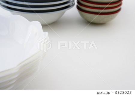 食器の写真素材 [3328022] - PIXTA