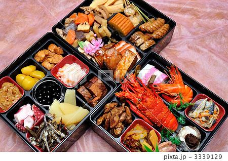 おせち料理の写真素材 [3339129] - PIXTA