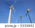 エコ 環境 電気の写真 3339892