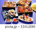 正月料理 おせち 和食の写真 3341890