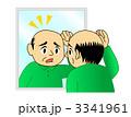 抜け毛の悩み 3341961
