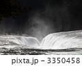 水飛沫 吹割の滝 吹き割りの滝の写真 3350458
