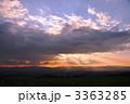 美瑛の丘の夕暮れ 3363285