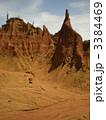 コロンビアの奇岩地帯 3384469