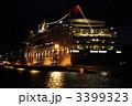 クルーズ船 豪華客船 客船の写真 3399323