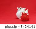 辰 正月飾り 辰年の写真 3424141