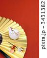 辰 正月飾り 辰年の写真 3431382