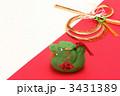 土鈴 辰 正月飾りの写真 3431389