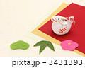 土鈴 辰 正月飾りの写真 3431393