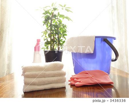 掃除用具の写真素材 [3436336] - PIXTA